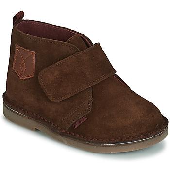 Zapatos Niños Botas de caña baja André SCRATCH Marrón