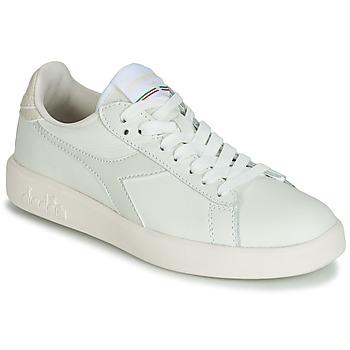 Zapatos Mujer Zapatillas bajas Diadora GAME WIDE Beige / Coral