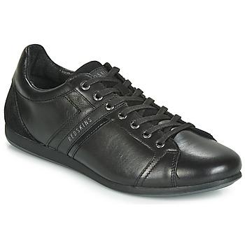 Zapatos Hombre Zapatillas bajas Redskins WASEK II Negro