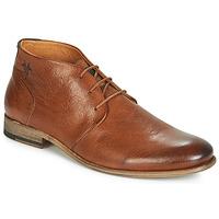 Zapatos Hombre Botas de caña baja Kost SARRE 1 Cognac