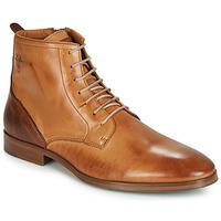 Zapatos Hombre Botas de caña baja Kost NICHE 39 Cognac