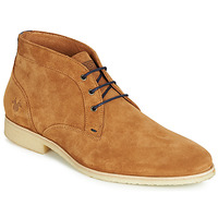 Zapatos Hombre Botas de caña baja Kost CALYPSO 59 Cognac