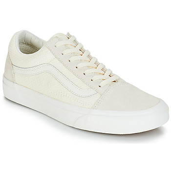Zapatos Mujer Zapatillas bajas Vans OLD SKOOL Beige