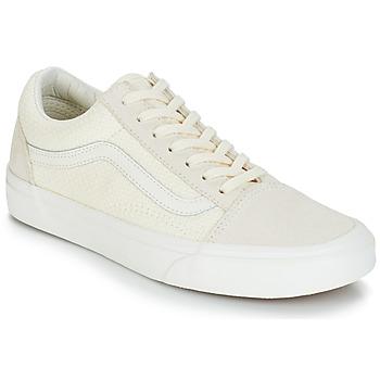 0e5eb5ba5 Zapatos Mujer Zapatillas bajas Vans OLD SKOOL Beige