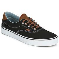 Zapatos Hombre Zapatillas bajas Vans ERA 59 Negro