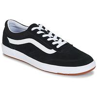 Zapatos Hombre Zapatillas bajas Vans CRUZE Negro