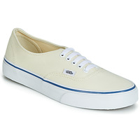 Zapatos Zapatillas bajas Vans AUTHENTIC Blanco