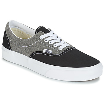 Zapatos Hombre Zapatillas bajas Vans ERA Negro