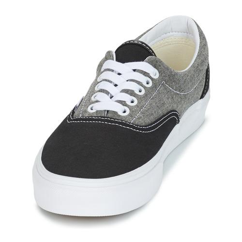 Vans Zapatillas Negro Era Bajas Zapatos DIHE92