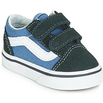 Zapatos Niño Zapatillas bajas Vans OLD SKOOL V Marino