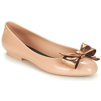 Zapatos Mujer Bailarinas-manoletinas Melissa DOLL III Beige / Bronce