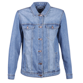 textil Mujer chaquetas denim Noisy May NMOLE Azul / Medium
