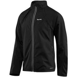 textil Hombre Chaquetas Reebok Sport Active Shell Negro