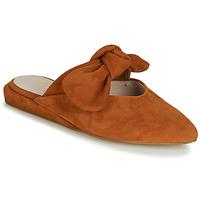 Zapatos Mujer Zuecos (Mules) Fericelli JILONIE Camel