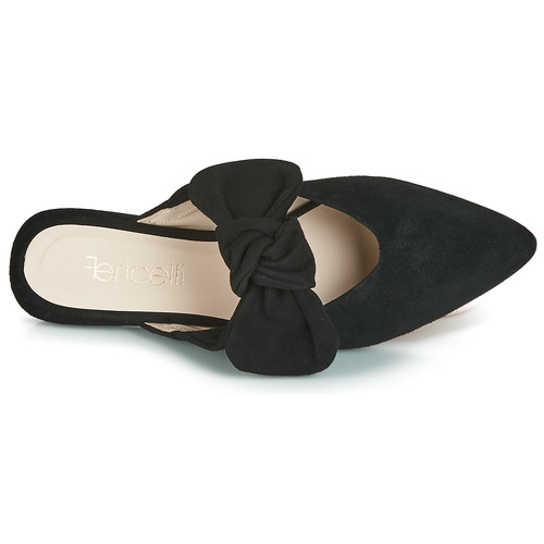 ZuecosmulesFericelli Mujer Mujer ZuecosmulesFericelli Zapatos Jilonie Negro Zapatos Jilonie Zapatos Negro EHWD29I