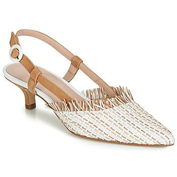 Zapatos Mujer Zapatos de tacón Fericelli JOLOIE Beige