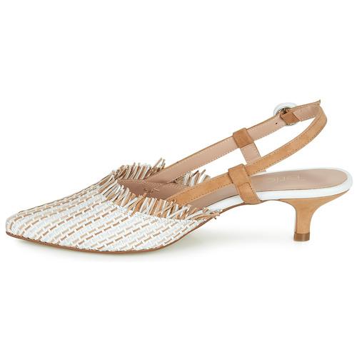 Zapatos De Beige Tacón Mujer Fericelli Joloie tsrdQhC