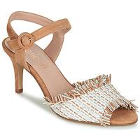 Zapatos Mujer Sandalias Fericelli JAJILOU Beige