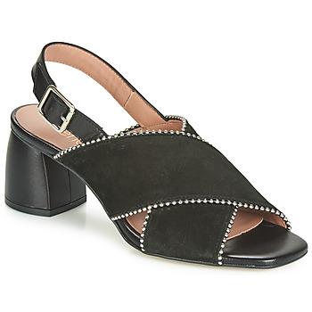 Zapatos Mujer Sandalias Fericelli JARIANI Negro