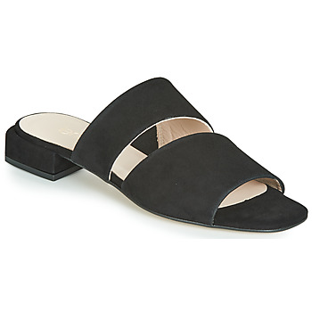 Zapatos Mujer Zuecos (Mules) Fericelli JANETTE Negro