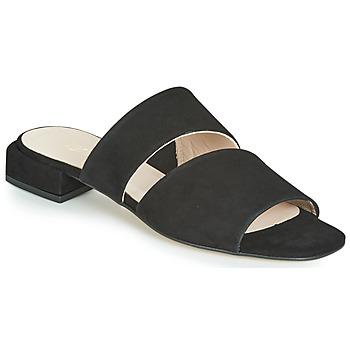 Zapatos Mujer Zuecos (Mules) Fericelli JARIANU Negro