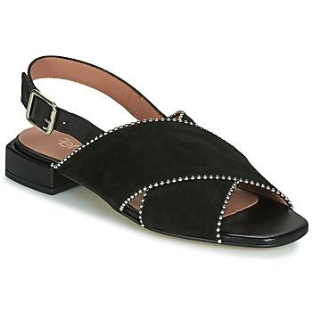 Zapatos Mujer Sandalias Fericelli JANELLE Negro