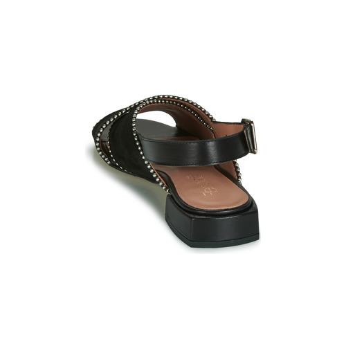 Negro Zapatos Sandalias Janelle Fericelli Mujer NvmP8nOy0w
