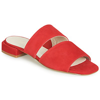 Zapatos Mujer Zuecos (Mules) Fericelli JANETTE Rojo