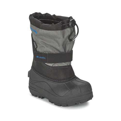 Zapatos Niños Botas de nieve Columbia CHILDREN POWDER BUG PLUS II Negro