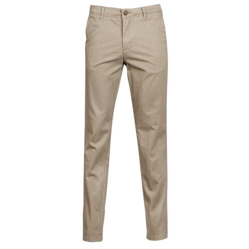 Jack & Jones JJIMARCO Beige - Envío gratis | ! - textil pantalones chinos Hombre