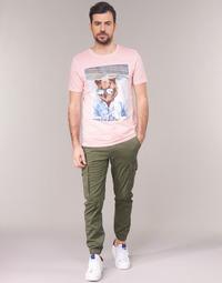 textil Hombre Pantalón cargo Jack & Jones JJIPAUL Kaki