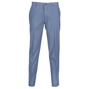 textil Hombre pantalones chinos Scotch & Soda RALSTONO Azul