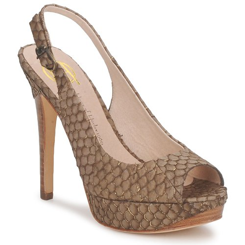 Casual salvaje Zapatos especiales House of Harlow 1960 NADYA Marrón
