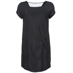 textil Mujer vestidos cortos One Step REVA Negro