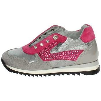 Zapatos Niños Zapatillas bajas Blumarine C1554 Gris antracita