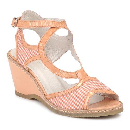 Zapatos Mujer Sandalias Mosquitos HOURA Beige