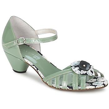 Zapatos Mujer Sandalias Mosquitos AMICALE Verde / De agua