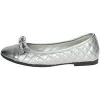 Zapatos Niños Bailarinas-manoletinas Blumarine D2059 Plata