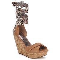 Zapatos Mujer Sandalias Ravel JEMMA Camel