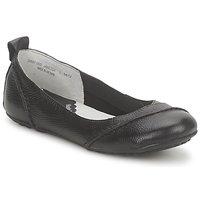Zapatos Mujer Bailarinas-manoletinas Hush puppies JANESSA Negro