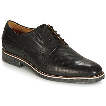 Zapatos Hombre Derbie Bugatti TOUZEN Negro