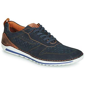 Zapatos Hombre Zapatillas bajas Bugatti TIPPO Azul