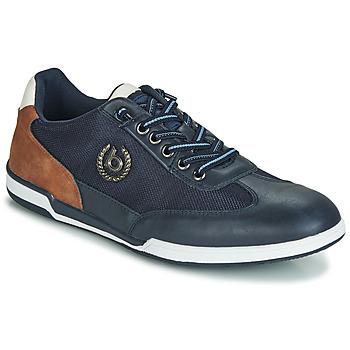 Zapatos Hombre Zapatillas bajas Bugatti TIPPA Azul