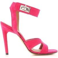 Zapatos Mujer Sandalias Givenchy BE300FE005 675 Fucsia