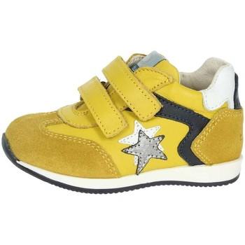 Zapatos Niños Zapatillas bajas Balducci CSPORT2200 Amarillo