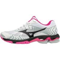Zapatos Mujer Zapatillas bajas Mizuno Wave Bolt 7 Blanco,Grises