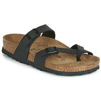 Zapatos Sandalias Birkenstock MAYARI Negro
