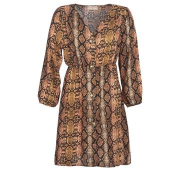 textil Mujer vestidos cortos Moony Mood JOUJU Multicolor