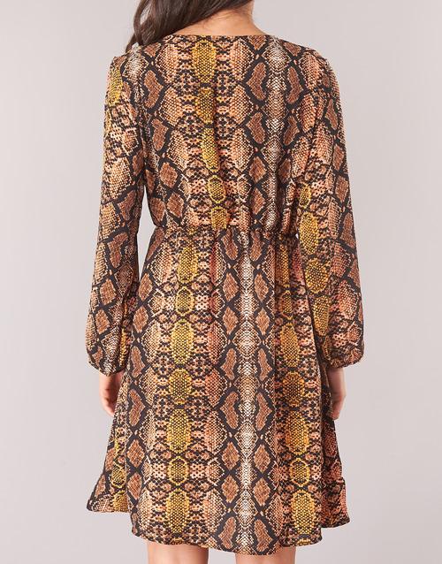 Koujuk Cortos Multicolor Vestidos Mood Textil Moony Mujer n0Omv8wN