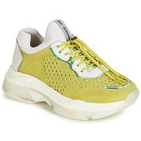 Zapatos Mujer Zapatillas bajas Bronx BAISLEY Amarillo